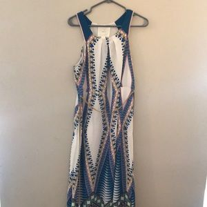 Maeve maxi dress size 8 from Anthropologie